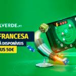Solverde.pt agora oferece Banca Francesa para jogar!