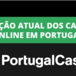 Cenário atual dos Casinos Online em Portugal – Infográfico 2021