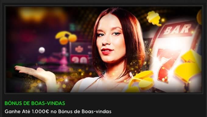 Bonus de boas-vindas 888.pt