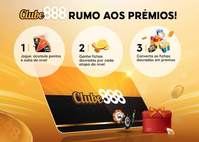 Clube 888 VIP