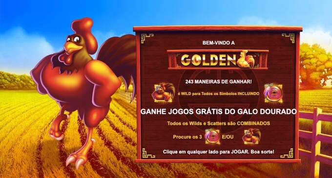 Golden Slot NextGen Página Inicial