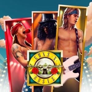 Análise da slot NetEnt Guns N'Roses