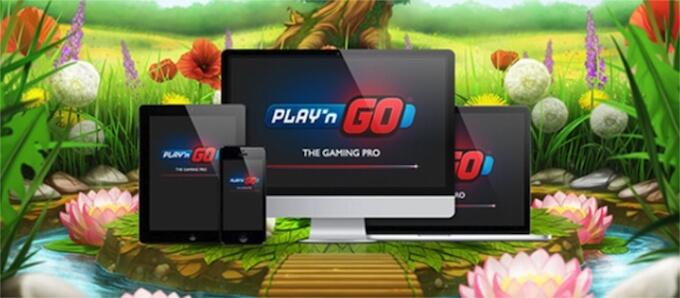 Play'N Go desenvolvedora de jogos