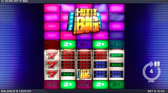 Hit it Big ELK Studios slot