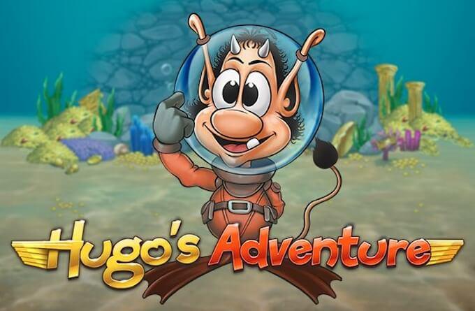 Hugo's Adventure jogo de slot