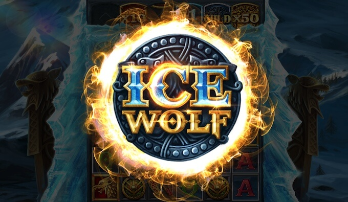 Ice Wolf slot ELK Studios
