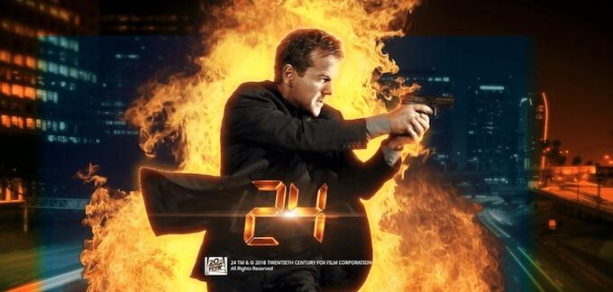 Jack Bauer slot 24