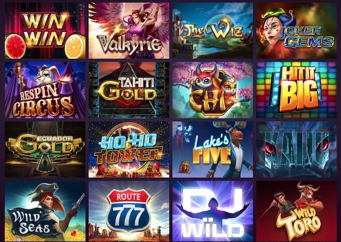 Jogos de slot ELK Studios