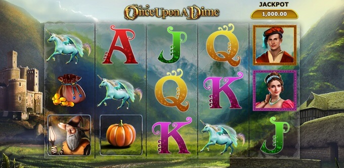 Once Upon a Dime slot 888 Casinos