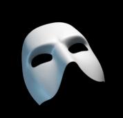 Phantom mask símbolo scatter