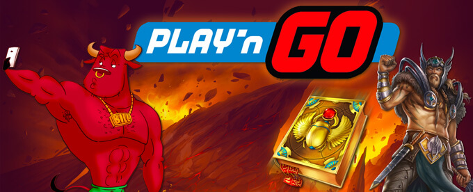 Play'N Go desenvolvedora de slot