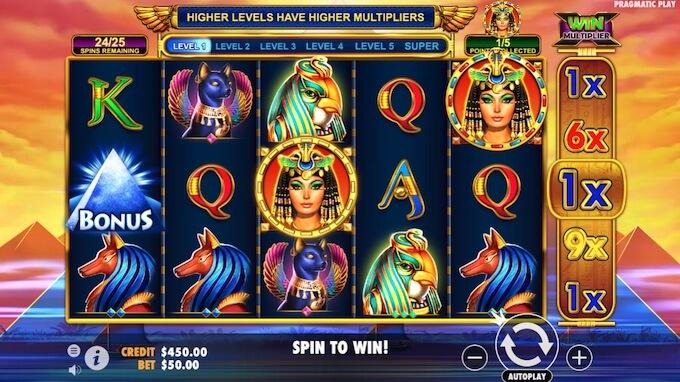 Jogo de slot Queen of Gold onde jogar