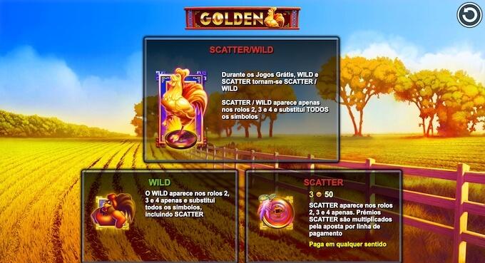 Símbolos Slot NextGen Golden