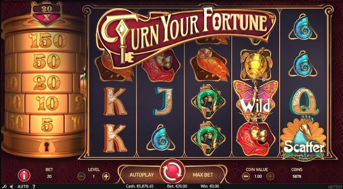 Slot Turn Your Fortune