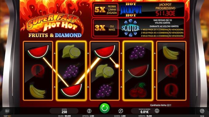 Super Fast Hot Hot slot iSoftBet