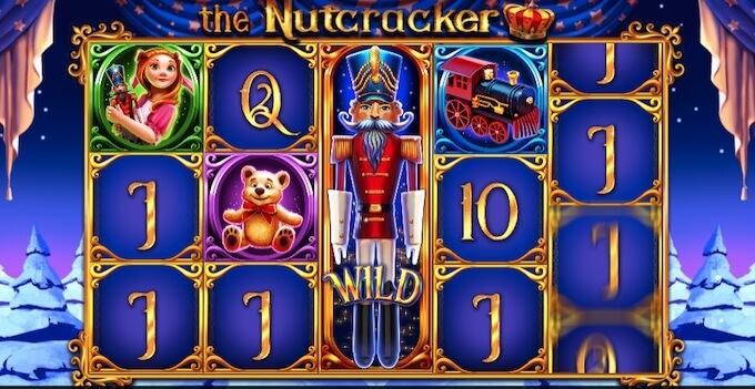 The Nutcracker slot iSoftBet